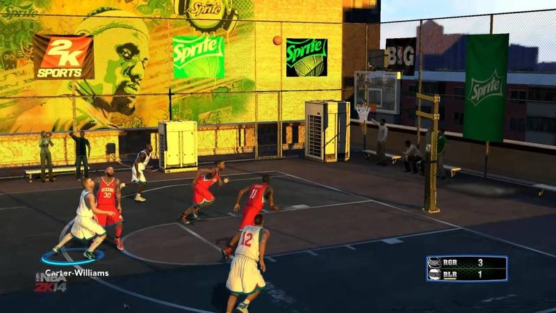 Сыграем в Стритбол NBA 2k14