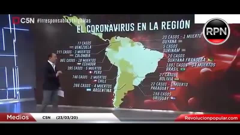 Jornal Argentino chama Bolsonaro de Imbecil