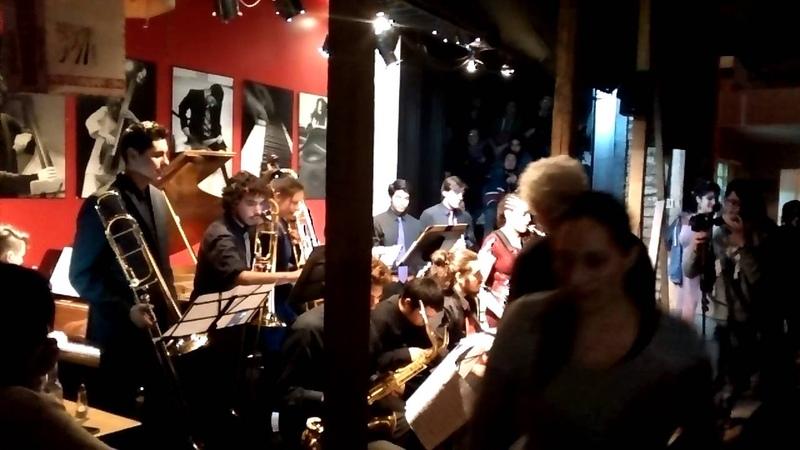 Big Band U Chile - Groovin Hard