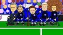 ✌🏻JUAN MATA SONG✌🏻 by 442oons Chelsea Mourinho Man Utd football cartoon