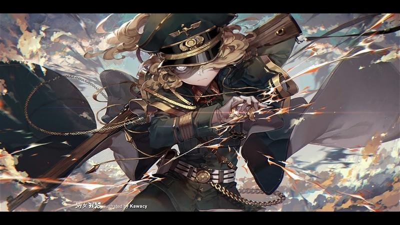 Osu ctb Los Los Los TV Size Tanya Degurechaff CV Yuuki Aoi DT chickenbible's Corporal 112pp