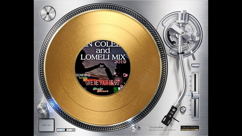 IAN COLEEN MATEO FEAT. LOMELI MIX - GIVE ME YOUR HEART (FOR THE CLUBBERS 80S) (℗©2019)
