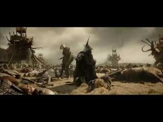 Эовин убивает Короля-Чародея.HD