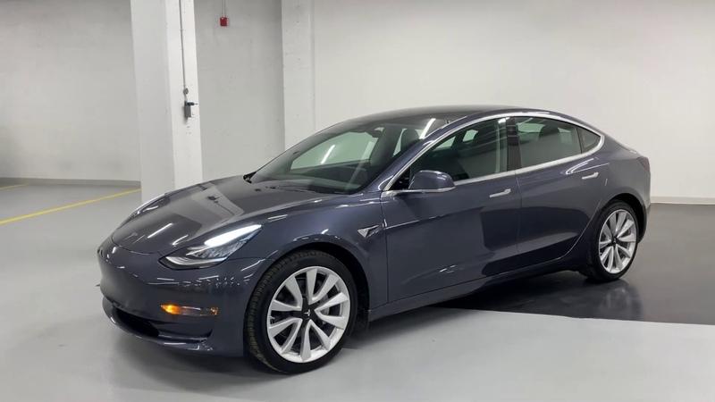 2020 Tesla Model 3 Dual Motor LR - Walkaround 4K