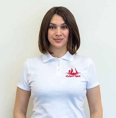 Оксана Азбука