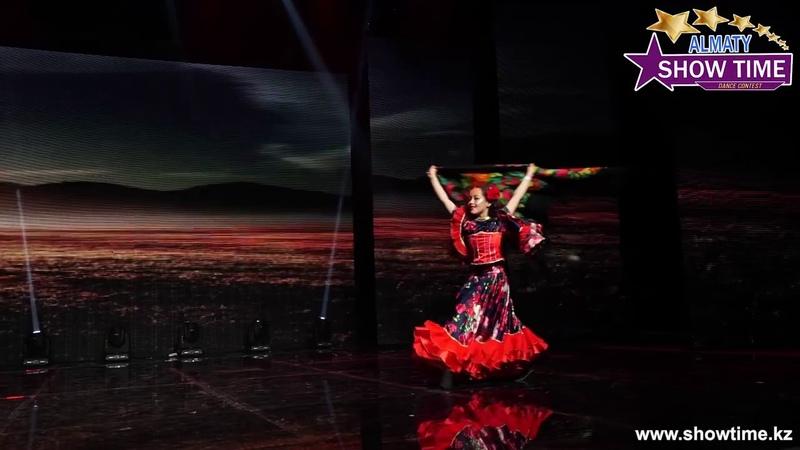 Студия Микс цыганский танец Ах Маманька Танцевальный конкурс Show Time 2019 весна