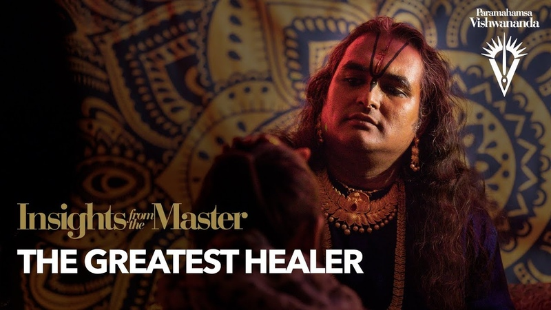 The Greatest Healer Insights from the Master