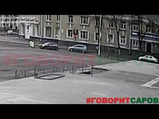 Минус знак на площади Ленина