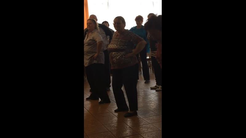 Разучиваем танец Зумба на базе Алоль''