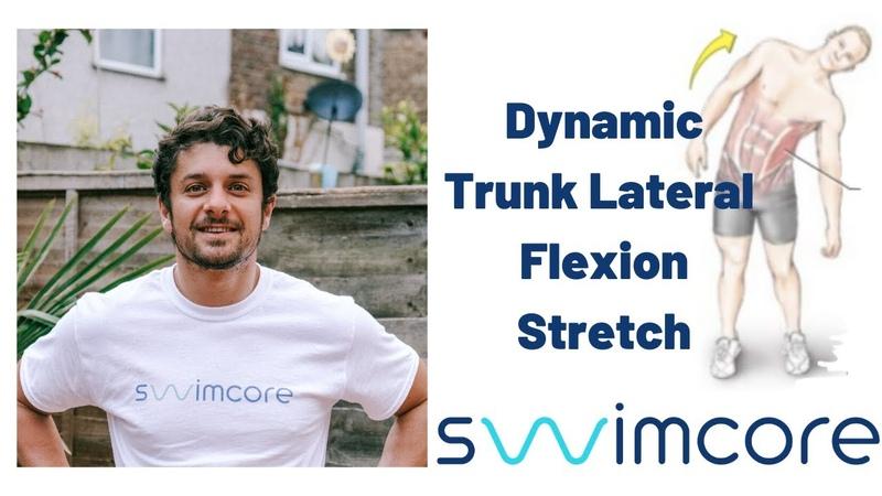 Dynamic Trunk Lateral Flexion Stretch
