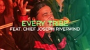 Native American Chief Joseph RiverWind in Jerusalem! EVERY TRIBE LIVE at the TOWER of DAVID