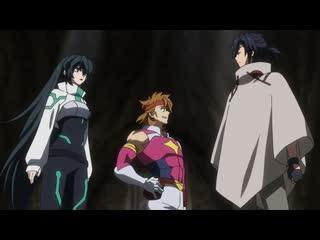 Гандам: Сконструированные дайверы — Подъём 2 сезон 5 серия / Gundam Build Divers Re:Rise 2nd Season