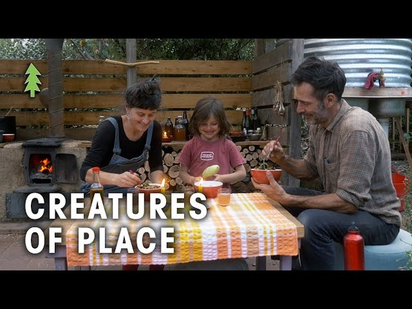 Living a Radically Simple Permaculture Life   Creatures of Place