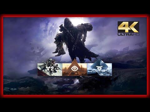 Destiny2 Тестовый ролик в 4K UltraHD