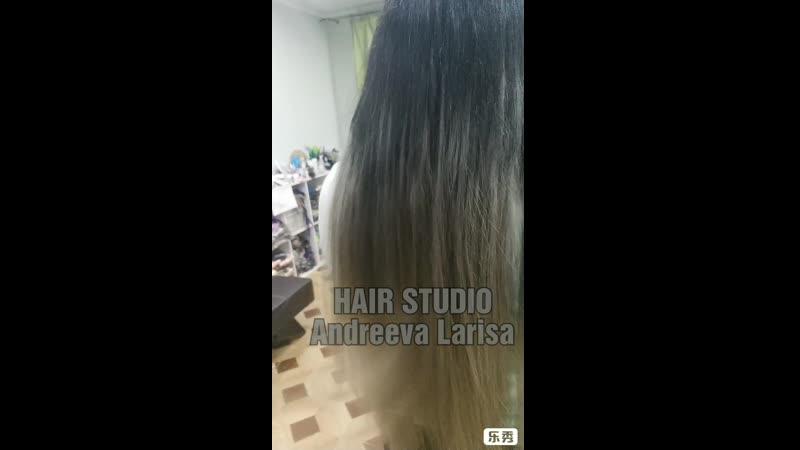 крутое наращивание волос в Новом Уренгое 79084970268