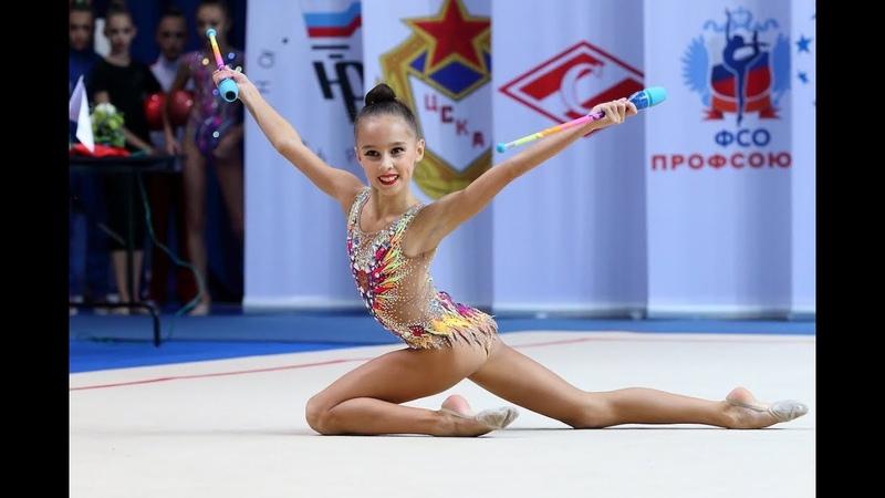 Maria Borisova - Clubs Young Gymnasts-2019 AA 19.50