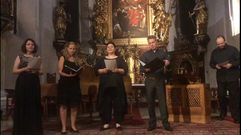 Claudio Monteverdi - Cruda Amarilli