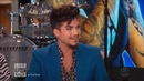 Adam Lambert FULL INTERVIEW ON T h e T a l k, November 12