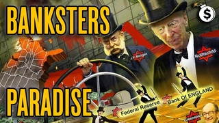 Bankster's Paradise: New Normal World Order and Police State