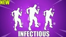 FORTNITE INFECTIOUS EMOTE (1 HOUR)