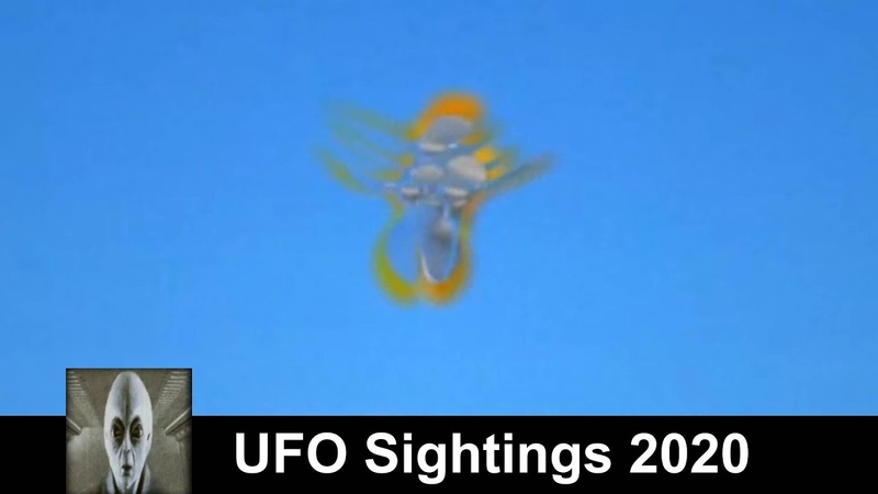 UFO Sightings Are They Visiting Us