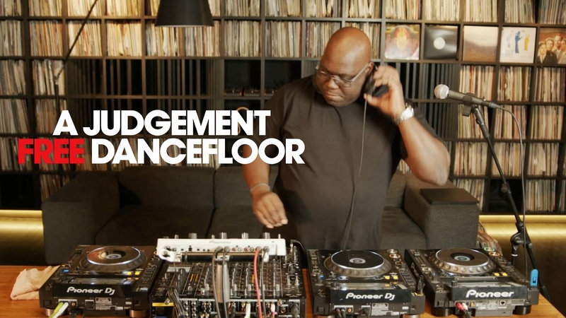 Carl Cox Live from Melbourne Defected Virtual Festival