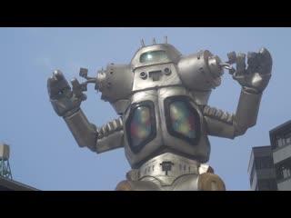KaijuKeizer & FRT Sora Ультрамэн Р/Б / Ultraman R/B (2018) ep19 rus sub