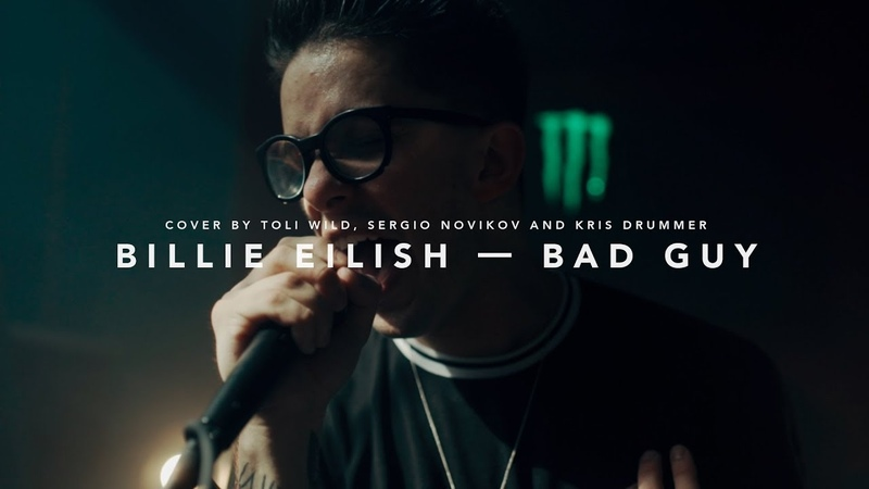 Toli Wild Bad Guy Billie Eilish Deathcore Cover