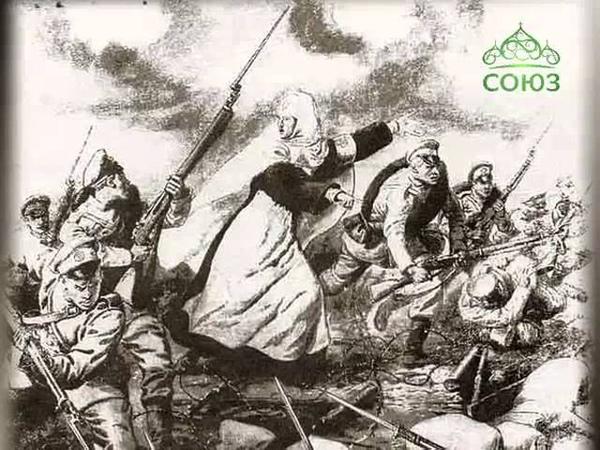 Русские герои От 20 января Выпуск 4 Сестра милосердия Римма Иванова