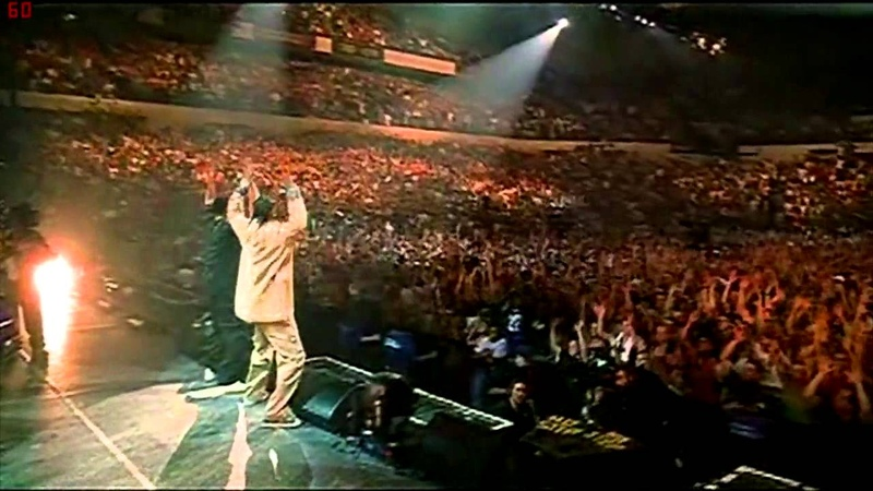 Snoop Dogg and Up in smoke tour 2001 Let me ride