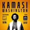 Kamasi Washington в России   30.06 СПБ 1.07 МСК