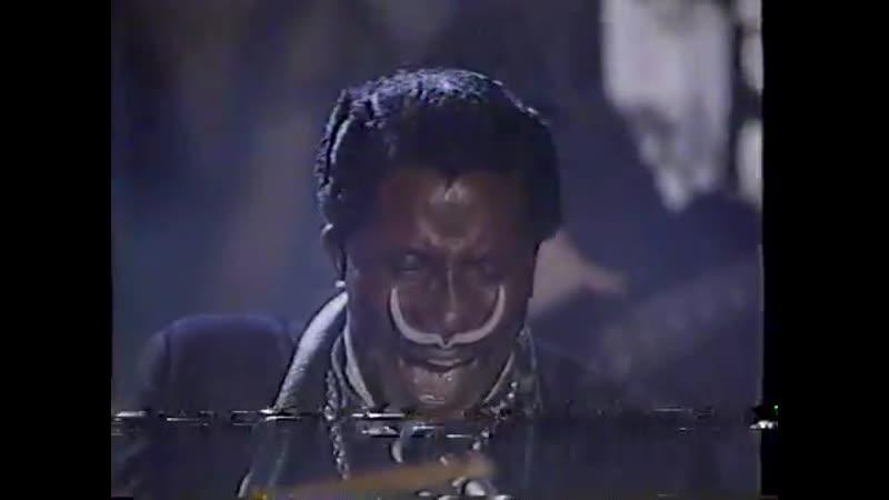 Screamin Jay Hawkins on Arsenio Hall with Emo Philips