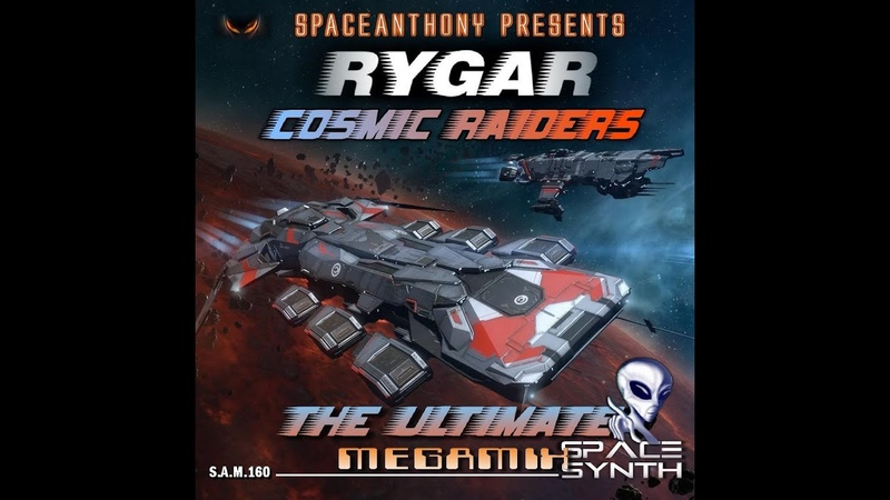 S.A.M.160 - RYGAR - COSMIC RAIDERS Ultimate Megamix by SpaceAnthony