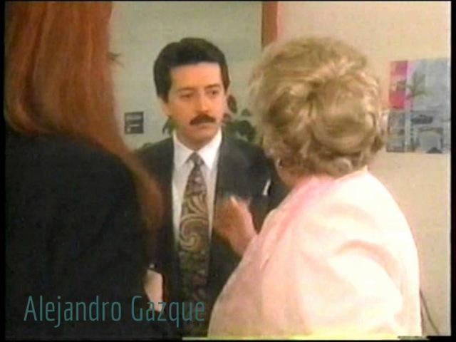 ALEJANDRO GAZQUE Tres veces Sofia Lucia Mendez