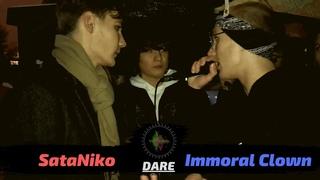 #FHBBATTLE: SataNiko VS Immoral Clown (DARE)