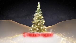 Новогоднее поздравление от коллектива Городского клуба детского творчества «Романтик»