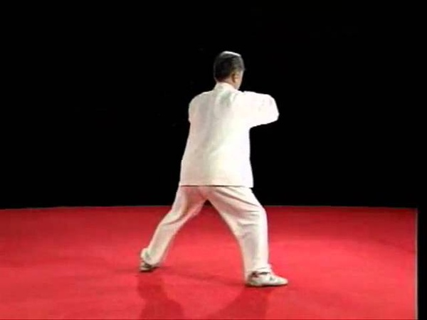 Qián táng aò bù 前堂拗步 10