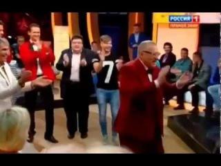 Эксклюзив! Прямой эфир с Евровидения, канал россия1