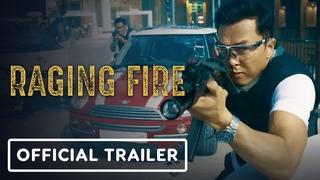 Raging Fire - Official Trailer (2021) Donnie Yen, Nicholas Tse