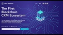 Cere Network Blockchain Meetup next generation CRM ecosystem where customer data 슈피겐홀