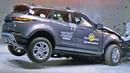 Range Rover Evoque (2020) Crash Test