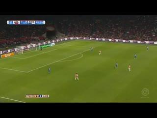 Чемпионат Голландии 2017-18. 4-й тур Аякс - Зволле