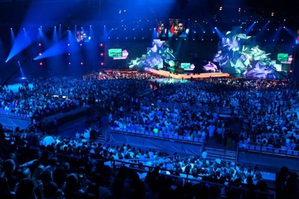 фото ск олимпийский внутри елка самая северо-западная