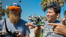 Here's What a TINY Drone with a 4k Camera Can Do