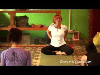 Hatha Yoga 1 -Easy Ground Work - Full 22 Minute  Kashyrskaja