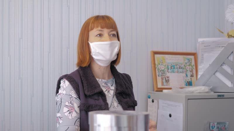 Школа № 69 в с Русское Бактерицидные рециркуляторы
