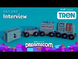 TREN 🚂 - Announcement Interview! | #DreamsCom21