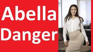 Porn Actress Abella Danger — №2 on PornHub ()