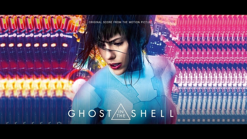 Ghost in the Shell 2017 Original Score Motion Picture Soundtrack Album Music by Lorne Balfe
