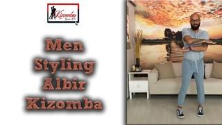 Albir Rojas Kizomba Men Styling - Kizomba 2020